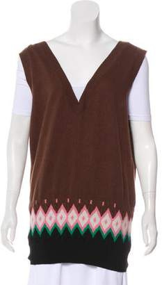 Marni Wool Knit Vest