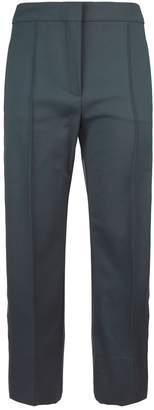 Sportmax Manuelle Crop Wide Leg Trousers