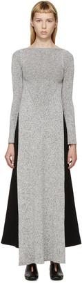 Stella McCartney Grey Long Side Slit Sweater $1,685 thestylecure.com