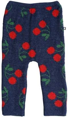 Oeuf Baby Alpaca Knit Leggings