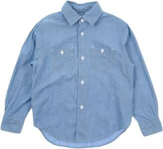 Aspesi Denim shirts - Item 38747103RU