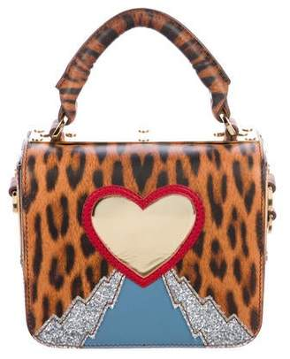 Sophie Hulme Finsbury Animal Print Bag