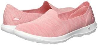 Sweet Pea SKECHERS Performance GOwalk Lite Women's Slip on Shoes