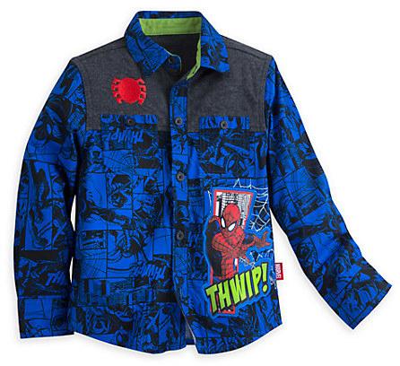 Spiderman Longsleeve Shirt for Boys