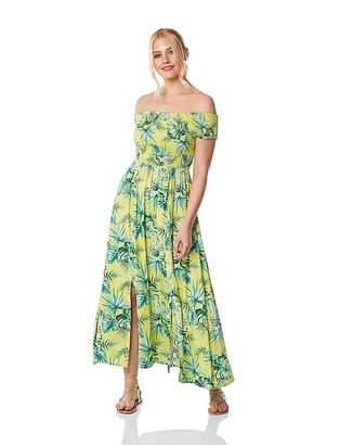 ea732c14 Bardot Roman Originals Roman Tropical Maxi Dress