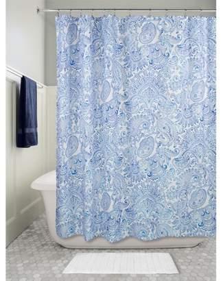 InterDesign Paisley Shower Curtain