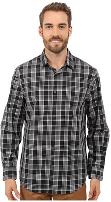 Perry Ellis Large Plaid Pattern Shirt $69.50 thestylecure.com