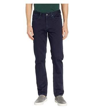 af1d380c Perry Ellis Slim Fit Stretch Five-Pocket Denim Pants in Dark Indigo
