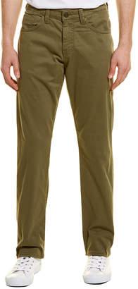 Mavi Jeans Myles Green Olive Straight Leg