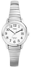Timex Women's Easy Reader Silvertone $51 thestylecure.com