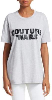 Moschino Couture Wars Graphic Tee