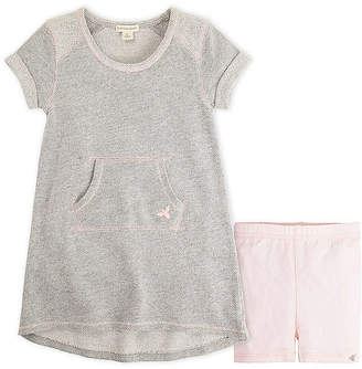 Burt's Bees Baby Organic Cotton Pocket Dress and Bike Short Set