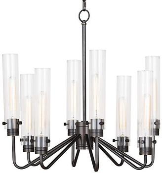 Neo 8-Light Chandelier - Oil-Rubbed Bronze - Regina Andrew