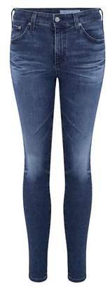 AG Jeans Prima Cigarette Jean in 11 Years Contemplate