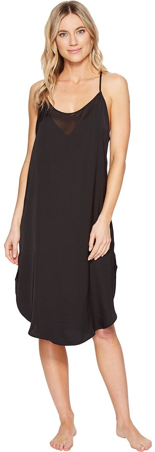 DKNY DKNY - Fashion Laundered Satin Chemise Women's Pajama