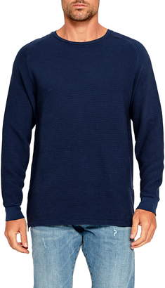 Sol Angeles Ottoman Side Zip Pullover
