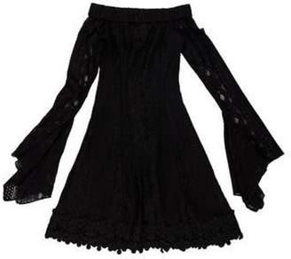 Nicholas Cocktail Lace Dress Black Cocktail Lace Dress