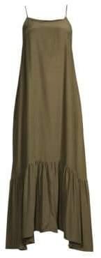 Mikoh Waimoku Silk Coverup Dress