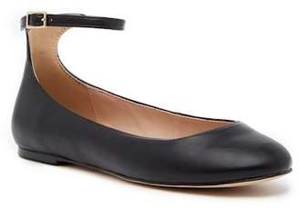 BCBGeneration Gwen Ankle Strap Flat