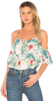 Lovers + Friends Ariel top
