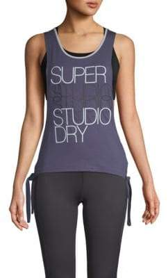 Superdry Studio Graphic Top
