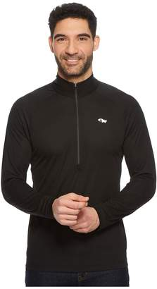 Outdoor Research Echotm L/S Zip Tee Men's Long Sleeve Pullover