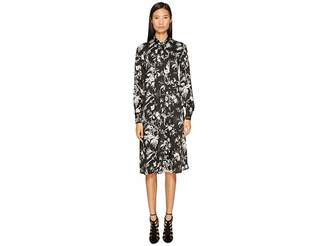 McQ Pussybow Dress Women's Dress
