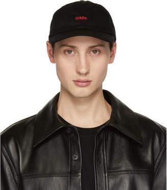 032c Black Embroidered Classic Cap
