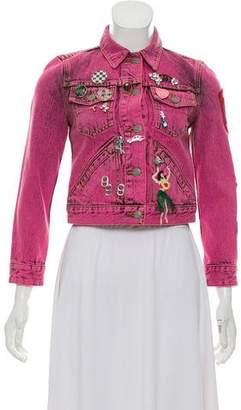 Marc Jacobs Paradise Embellishment Jacket w/ Tags