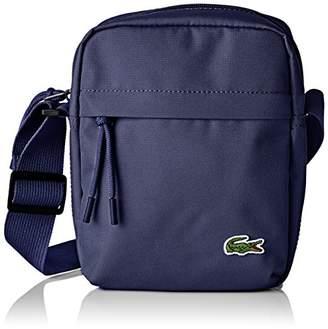 Lacoste Men's NH2102NE Cross-Body Bag, (Peacoat), 21 x 6.5 x 16 cm