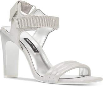 Nine West Zebree City Sandals Women's Shoes