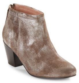 Seychelles Clash Suede Booties $140 thestylecure.com