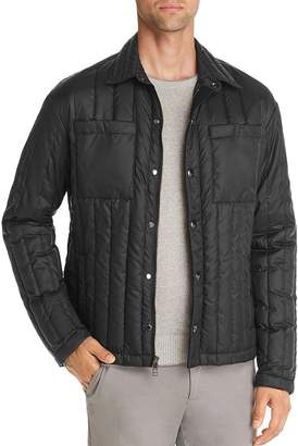 ATM Anthony Thomas Melillo Lightweight Quilted Down Puffer Jacket