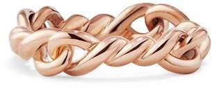 David Yurman Continuance Ring in 18K Rose Gold, 5mm