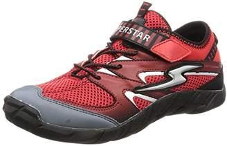 SuperStar (スーパースター) - [スーパースター] 運動靴 SS J763 レッド レッド 17