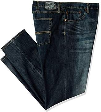 Levi's Gold Label Men's Big and Tall Slim Straight Fit Jeans