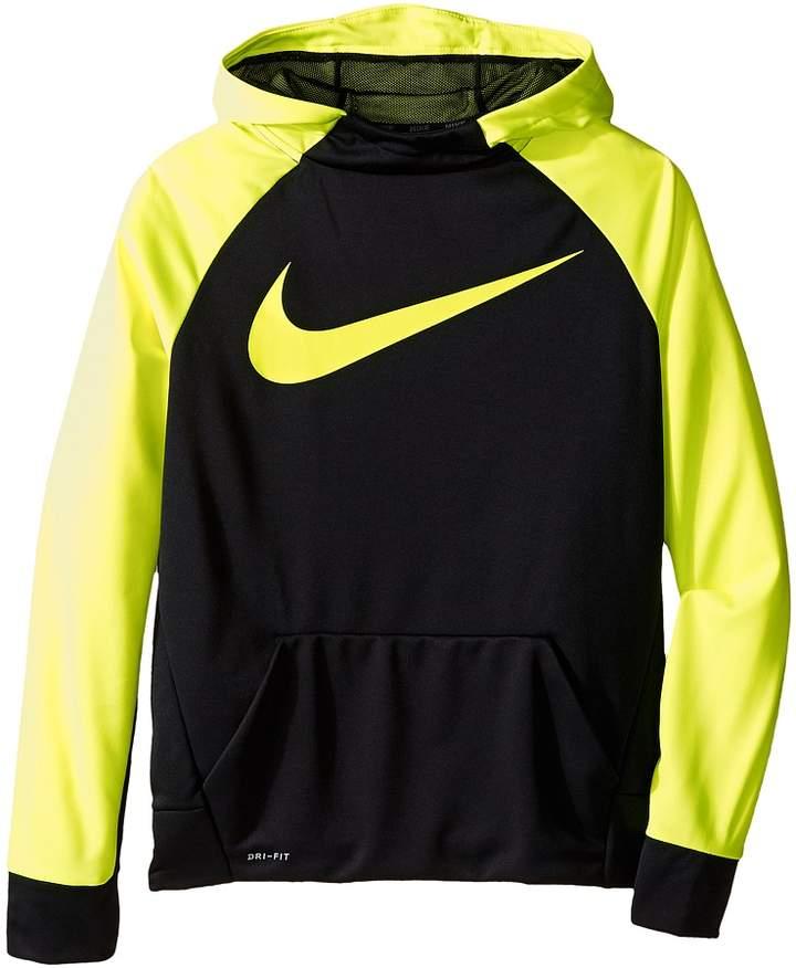 Nike Kids Therma Hoodie Boy's Sweatshirt