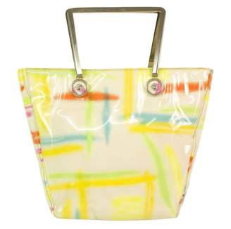 Gianni Versace 100% Authentic Couture Vintage Rare Multicolor 1996 Runwway Tote
