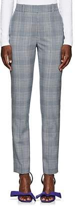 Calvin Klein Women's Plaid Wool Trousers