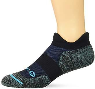 Merrell Men's Dual Tab Trail Runner Sock