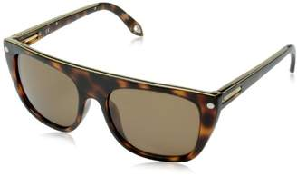 Givenchy Women's SGV883-9AJ Wayfarer Sunglasses