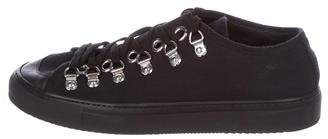 J.W.Anderson Canvas Low-Top Sneakers