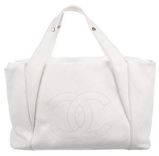 Chanel All Day Long Tote