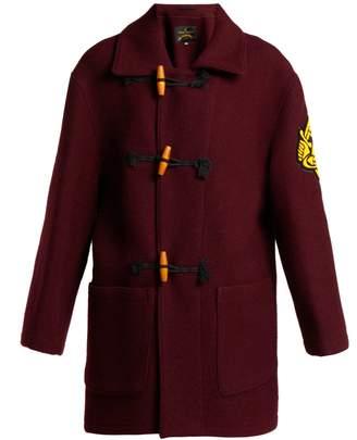 Vivienne Westwood Wool-blend duffle coat