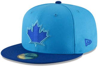 New Era Boys' Toronto Blue Jays Players Weekend 59FIFTY Fitted Cap