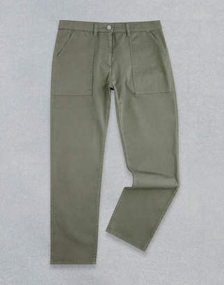 Belstaff Deri Trousers Green