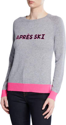 Chinti and Parker Apres Ski Wool-Cashmere Pullover Sweater