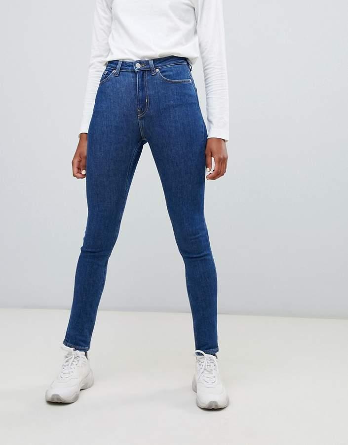 Thursday High Waist Skinny Jeans