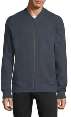 Hanro Living Zip-Front Jacket