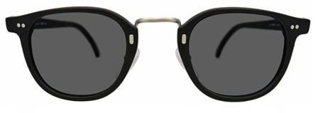 Illesteva Tribeca Sunglasses - Matte Black